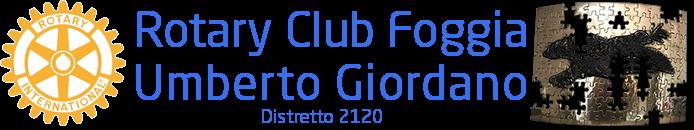 Rotary Foggia Umberto Giordano